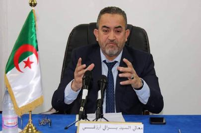 وزير الموارد المائية يُنهي مهام مدير شركة توزيع المياه بوهران