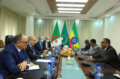 الجزائر مطلوبةٌ للوساطة في ملف سدّ النهضة