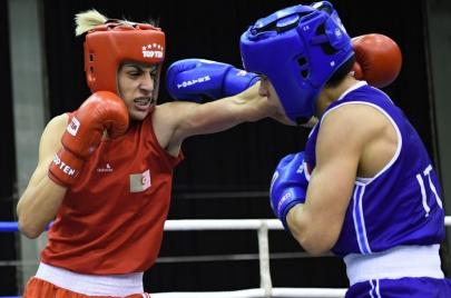 أولمبياد طوكيو.. الملاكمة الجزائرية إيمان خليف تتأهل إلى الدور ربع النهائي