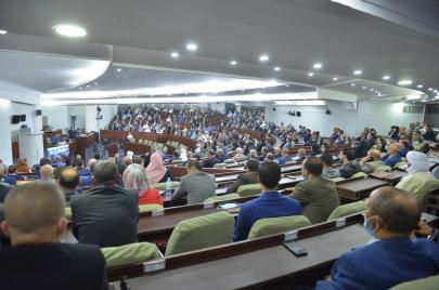 المصادقة على قائمة أعضاء لجنة إثبات العضوية بالبرلمان