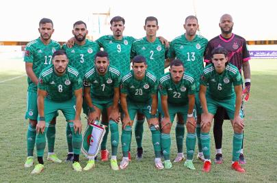 رسميًا.. مواجهة الجزائر ضد جيبوتي في القاهرة نوفمبر المقبل