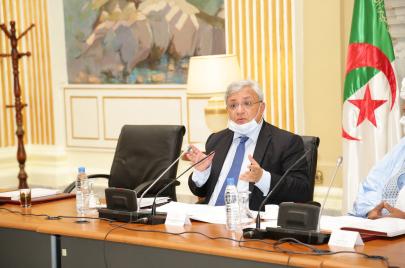 بن باحمد: الجزائر ستنتج لقاح
