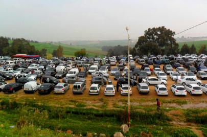 سوق تيجلابين للسيارات لن يفتح غدًا السبت