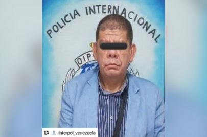 توقيف ابن ولد عباس في فنزويلا