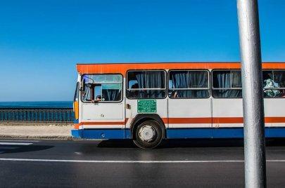 الحافلة في الجزائر.. عالم من ثلاثين مقعدًا