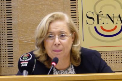 انتخاب السيناتورة لويزة شاشوة خلفًا لجمال ولد عباس بمجلس الأمة