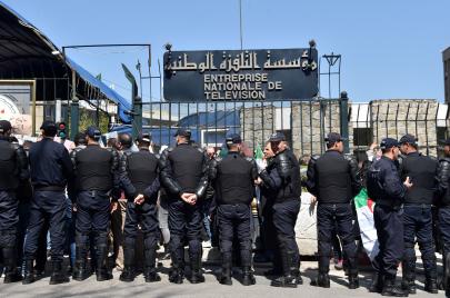 الإعلام الجزائري في 2019..