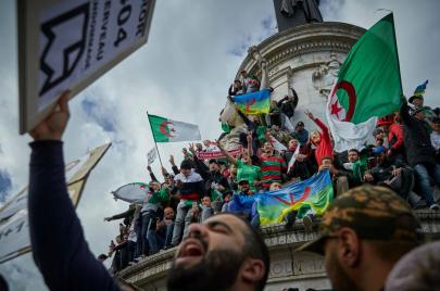 الحراك الجزائري حصاد تراكمي.. لا شيء من العدم!