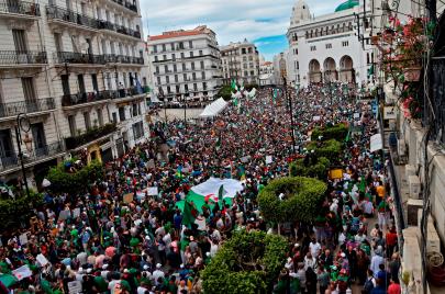 24.5 مليون ناخب جزائري محتمل في الرئاسيات الجزائرية