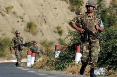الجيش يقضي على 4 إرهابيين في أكبر اشتباك مسلّح منذ سنوات