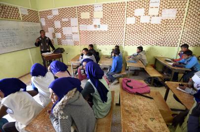 الجزائر.. 200 ألف تلميذ