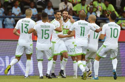 الجزائر بعد التعادل الأول.. محرز وحده لا يكفي