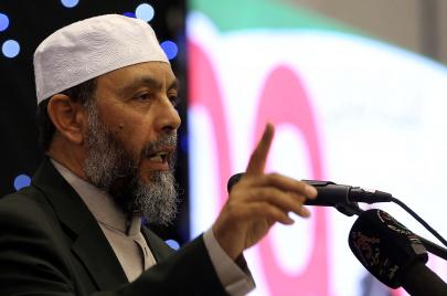 جاب الله يدعو لإلغاء مشروع الدستور بعد ظهور نتائج الاستفتاء