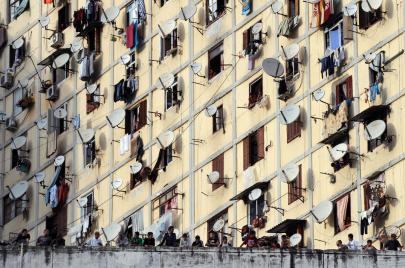 في العمارة الجزائرية: حياة مفخخة
