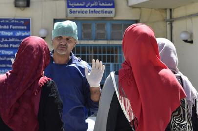 كورونا: 563 إصابة جديدة و455 حالة شفاء و10 وفيات خلال الـ 24 ساعة الأخيرة