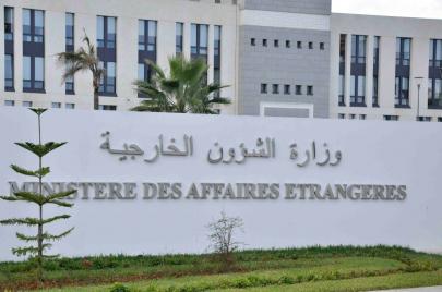 استدعاء السفير الجزائري في الرباط للتشاور
