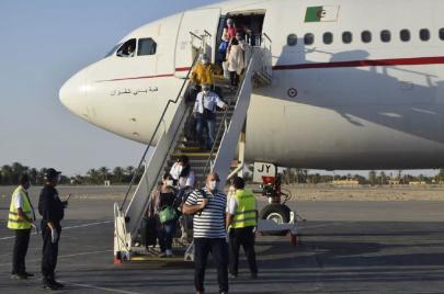 علاش: رحلات الإجلاء شملت 94 ألف مسافر خلال 2021