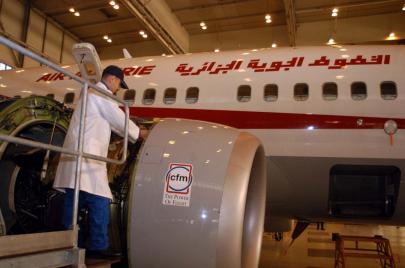 38 مليار دينار خسائر الجوية الجزائرية بسبب كورونا