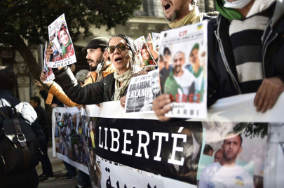 سجناء الحراك في الجزائر يتجاوزون السبعين