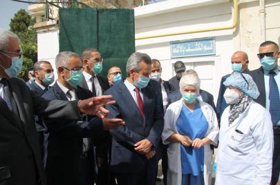 كورونا.. 26 وفاة و1515 إصابة وسط مستخدمي قطاع الصحة