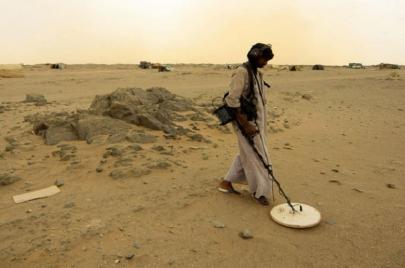 ترخيص التنقيب الحرّ عن الذهب في الجنوب الجزائري للتعاونيات الشبابية
