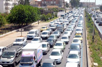 بالأرقام.. حظيرة السيارات تجاوزت 6.5 مليون سيارة